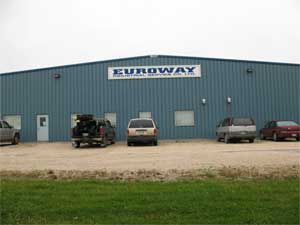 Exterior photo of Euroway Industrial Service.